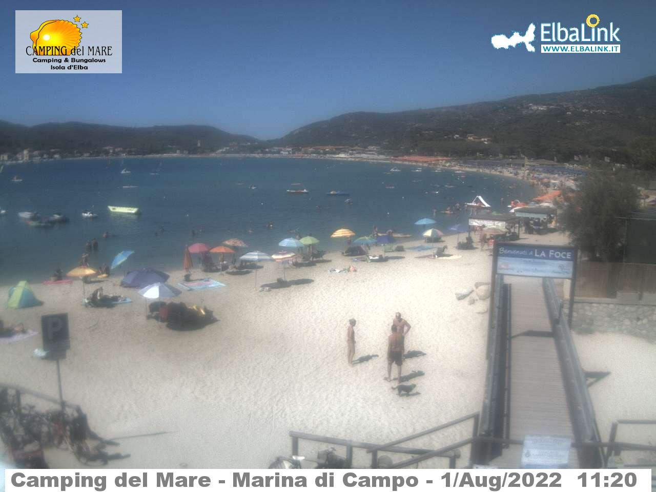 Webcam Marina di Campo