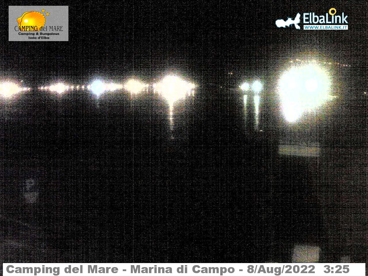 Webcam in Marina di Campo